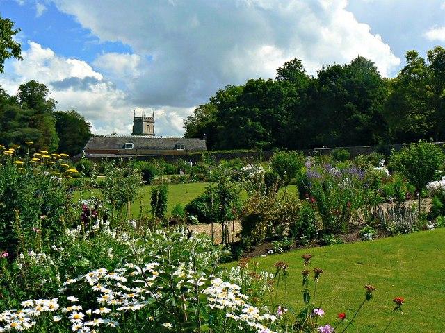Walled Garden, Lydiard Park and House, Lydiard Tregoze, Swindon (7)