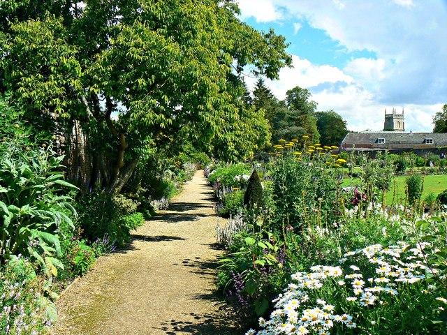 Walled Garden, Lydiard Park and House, Lydiard Tregoze, Swindon (8)