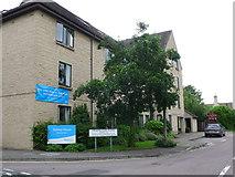 SP0202 : Ashley House Nursing Home by Nigel Mykura
