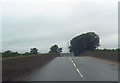 NY3768 : A7 crossing Longtown Bridge by John Firth