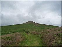 SO2718 : The Sugar Loaf / Mynydd Pen y Fal by Jeremy Bolwell