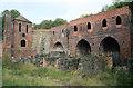 SJ6903 : Blists Hill - former blast furnaces by Chris Allen
