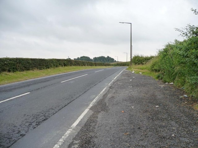 Layby on Common Road