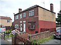 SE4212 : 3 and 4 Roslin Villas, Hemsworth by Christine Johnstone