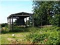 TL0737 : Pole barn at Firs Farm by Michael Trolove