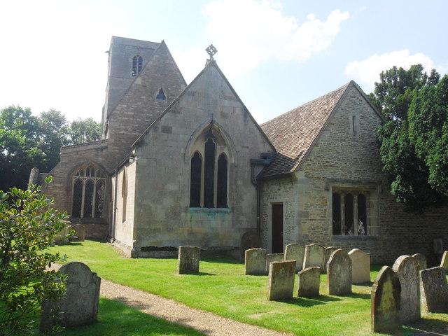 St Mary's, Stilton