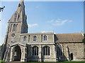 TL1476 : All Saints, Buckworth by Ben