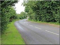 SP4339 : Broughton Road by David P Howard
