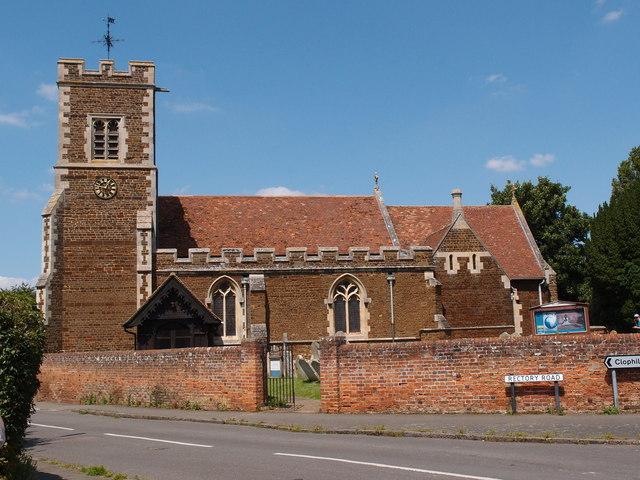 Church in Campton