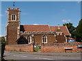 TL1238 : Church in Campton by Michael Trolove