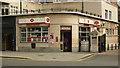 TQ2678 : South Kensington Station Post Office, Melton Court by Julian Osley