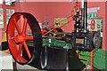 TF9717 : Thomas Bradford & Co Steam Engine by Ashley Dace