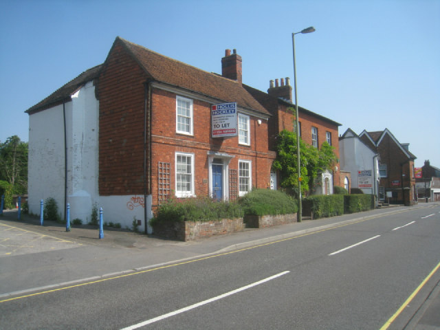 Sign of the times - Winchester Road