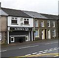 SS9895 : Dunning's Plaice, Ystrad Rhondda by Jaggery