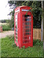 TM3475 : Cookley Telephone Box by Adrian Cable