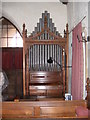 TM3475 : Organ of St.Michael of All Angel's Church by Adrian Cable