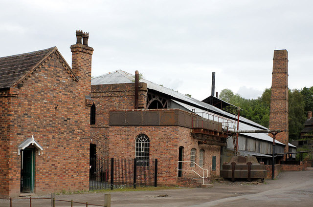 Morton's Ironworks