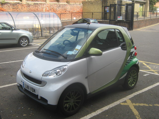 Electric Car at Medway Council