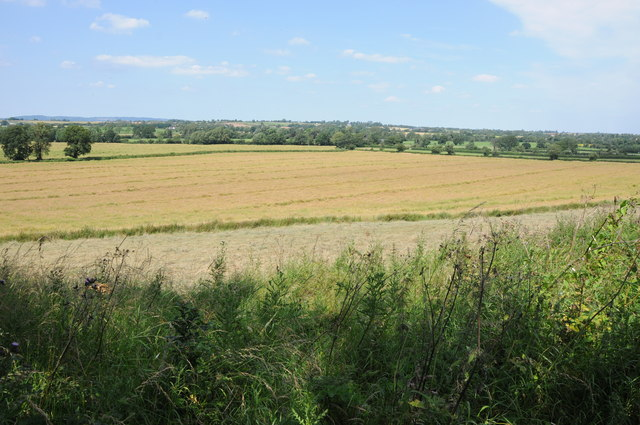 Arable land at Rushock