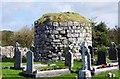 R2791 : Killinaboy Round Tower, Killinaboy, Co. Clare by P L Chadwick