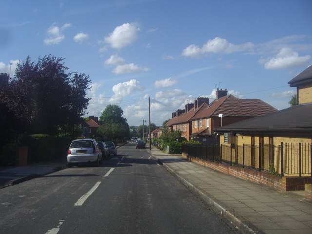 Hillyard Road, Elthorne Heights