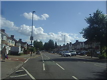 TQ1281 : Lady Margaret Road, Southall by David Howard