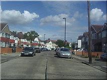 TQ1281 : Cornwall Avenue, Southall by David Howard