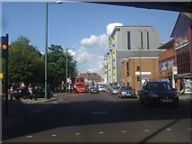 TQ1883 : Ealing Road, Alperton by David Howard