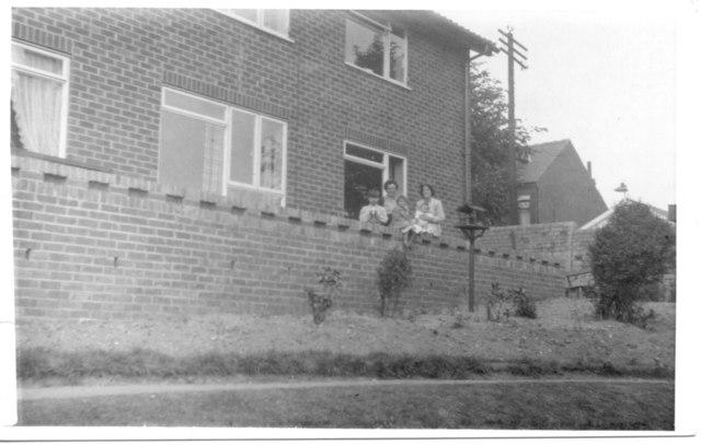 Basford Waterworks, Superintendent's Housing
