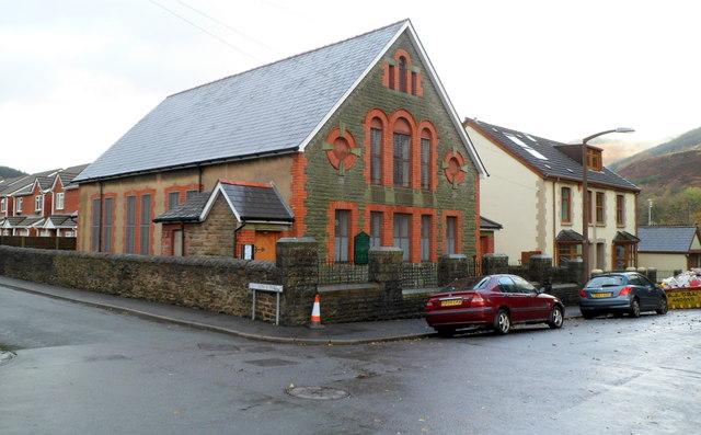 Hope English Baptist Church, Gelli