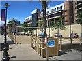 "NZ2563 : Newcastle quayside ""Beach"" by Graham Robson"