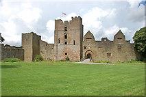 SO5074 : Ludlow Castle by Andrew Hackney