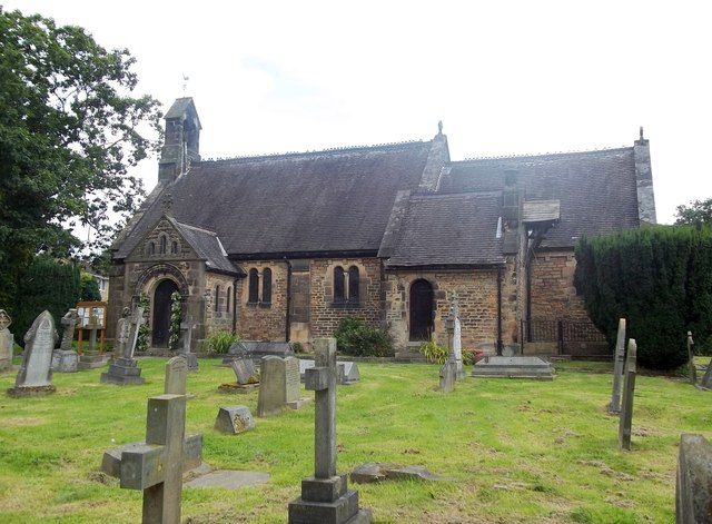 Church of St Katherine in Rowsley