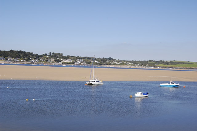 Incoming tide, Padstow