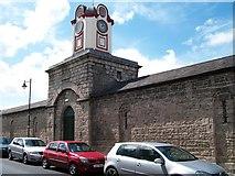 H8745 : The Shambles Market Hall in Dawson Street, Armagh by Eric Jones