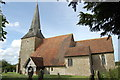 TR0340 : St Mary's church, Sevington by Julian P Guffogg