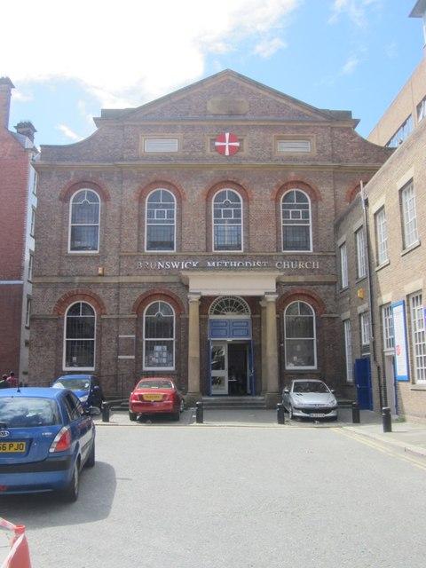 Brunswick Methodist Chapel, Newcastle