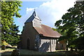 TQ5503 : St Peter's church, Folkington by Julian P Guffogg