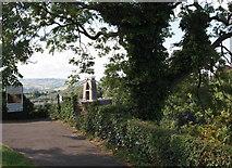 ST5673 : Clifton - BS8 (Bridge) by David Hallam-Jones