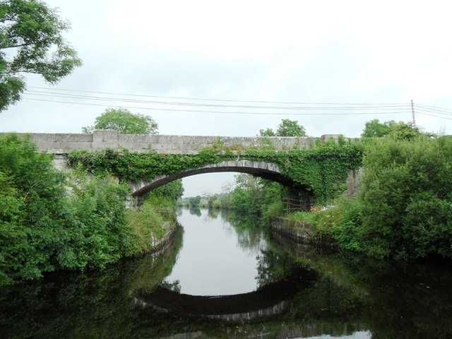 Bridge on the Jamestown Canal, Co. Roscommon