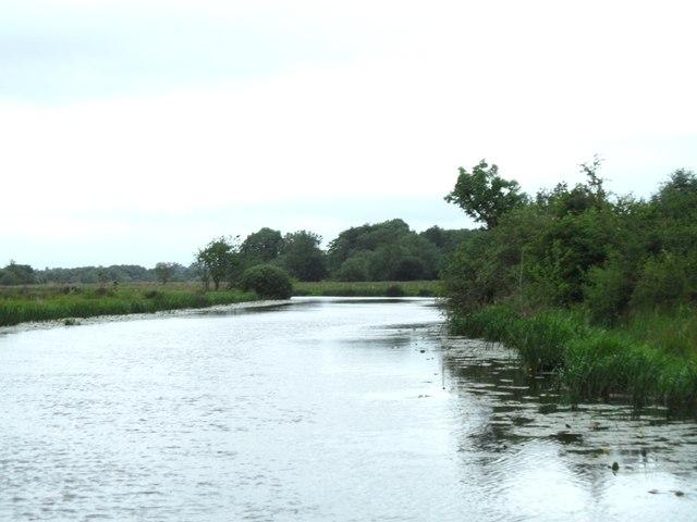The Camlin River, near Cloondara / Clondra, Co. Longford
