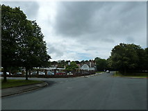 SJ3384 : Mid summer 2012 at Port Sunlight (XX) by Basher Eyre