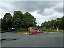 SJ3384 : Mid summer 2012 at Port Sunlight (XXII) by Basher Eyre