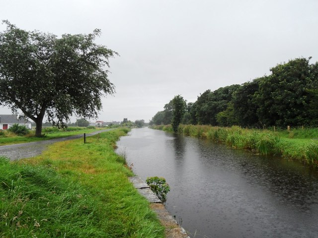 Grand Canal in Killina, Co. Offaly