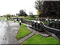 N2326 : Lock No. 30 on the Grand Canal in Ballincloughan, Co. Offaly by JP