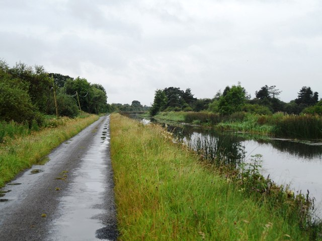 Grand Canal in Cornalaur, Co. Offaly