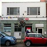 SO6024 : HSBC, Ross-on-Wye by Jonathan Billinger
