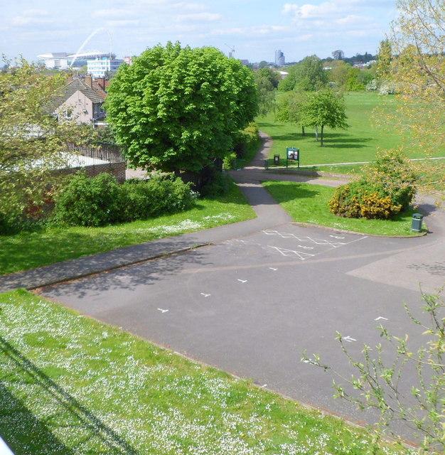 Neasden Recreation Ground, London