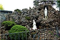 R3377 : Ennis - Francis Street - Franciscan Friary Garden Area by Joseph Mischyshyn