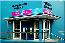 R3377 : Ennis - Friary Car Park - Clare Museum & Tourist Office by Joseph Mischyshyn